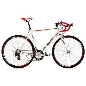 VÉLO DE COURSE ROUTE Vélo de course alu 28′ Euphoria blanc KS