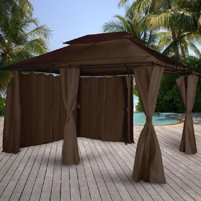 pavillon jardin Achat / Vente tonnelle barnum tonnelle pavillon
