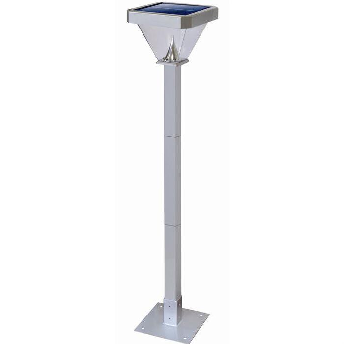 Lampadaire solaire exterieur topiwall for Lampadaire exterieur solaire