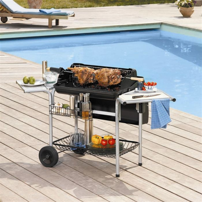 charbon de bois « GRAND CHEF » Achat / Vente barbecue Barbecue charbon