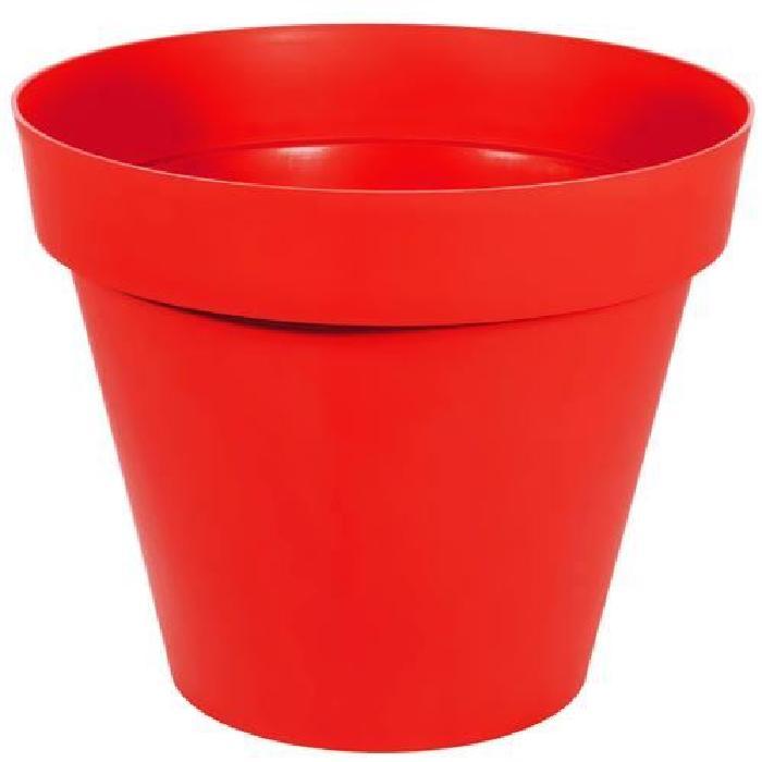 NOUVEAU Pot Toscane Rouge Tomate diamètre 48 cm Achat