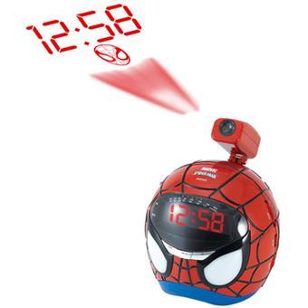 Lexibook réveil Spiderman TimeProjector Radio réveil Achat