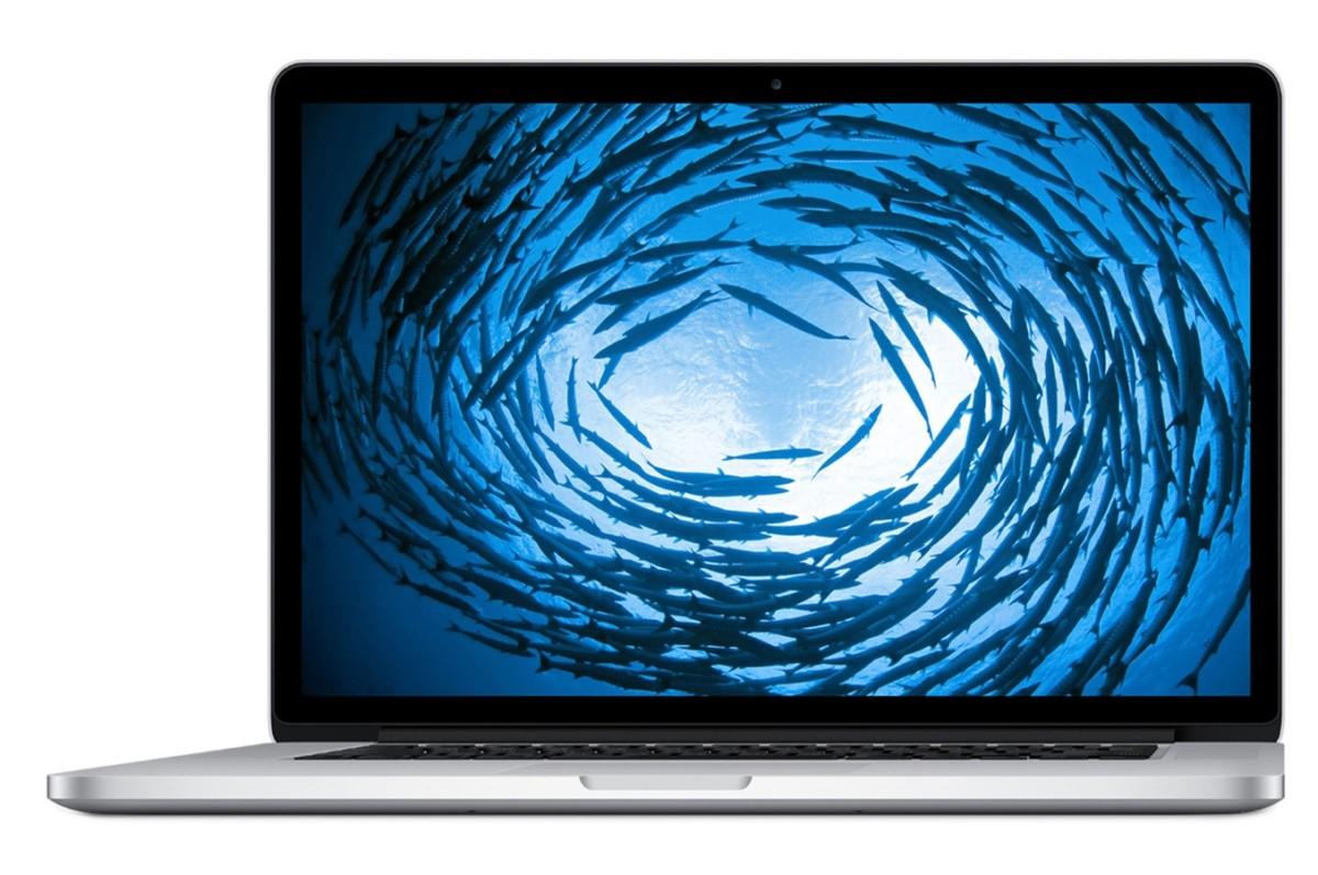MacBook Apple MACBOOK PRO RETINA 15″ ME293F/A (3797910