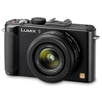 Panasonic Lumix DMC LX7 Noir Appareil photo numérique compact