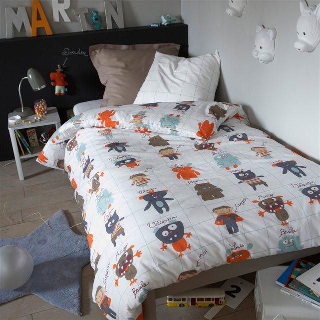 housse de couette enfants topiwall. Black Bedroom Furniture Sets. Home Design Ideas