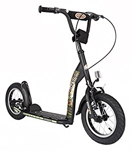 bike*star 30.5cm (12 pouces) Prime Trottinette Patinette Enfants