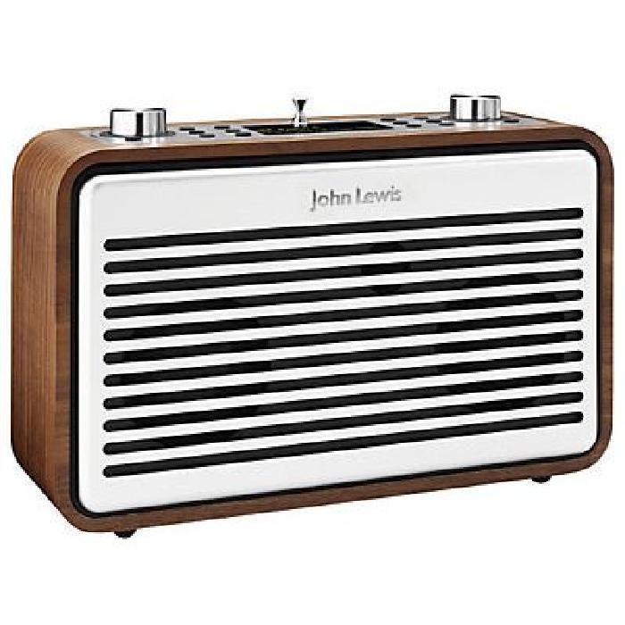 Radio DAB style rétro JOHN LEWIS Achat / Vente RADIO CD CASSETTE