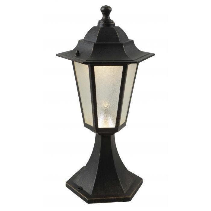Lanterne extérieur LED bronze aluminium galvanisé Achat / Vente