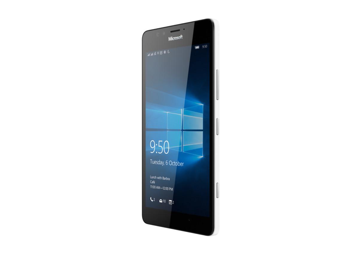 Microsoft Lumia 950 32GB Unlocked White Grade A Excellent Condition