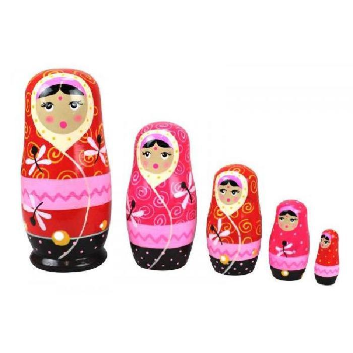 Matriochkas Shanti Achat / Vente objet décoratif
