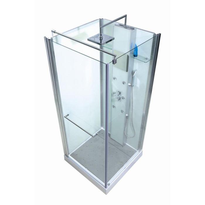 GELCO Vogue Cabine de douche 90×90 Achat / Vente cabine de douche