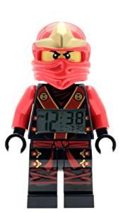 LEGO Ninjago Kai (élémentaire) Figurine Réveil Digital 9001161