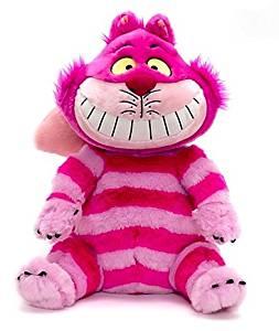 Disney, Peluche Le Chat du Cheshire 50 cm: Jeux et Jouets