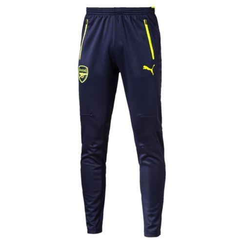 Puma Arsenal Fc Replica Bleu Pantalon Club Homme Football pas cher