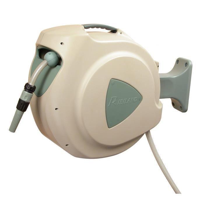 Dévidoir enrouleur tuyau arrosage 30m automatique Achat / Vente