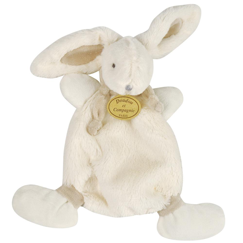 Doudou lapin bonbon de Doudou et compagnie, Doudous : Aubert