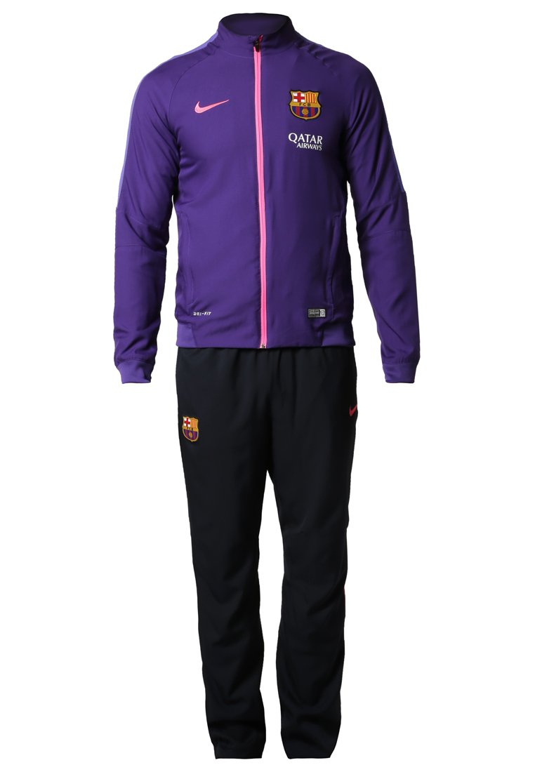 Nike Performance FC BARCELONA SQUAD Survêtement court purple