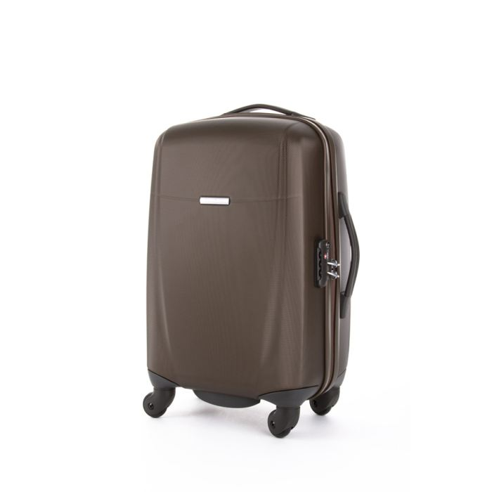 valise cabine rigide bright lite diamond 55cm bronze La valise