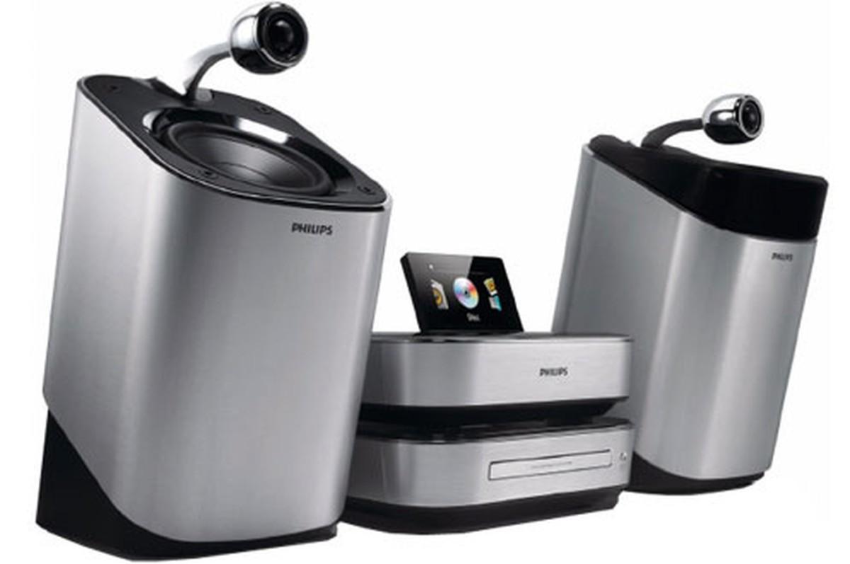 Chaîne micro Philips MCD900 (3269337) |