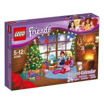 LEGO® Friends 41040 Le calendrier de l?Avent LEGO® Friends Lego