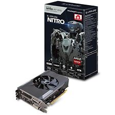 Sapphire AMD Radeon R7 370 Nitro 4GB GDDR5 Graphics Card HDMI DP DVI I