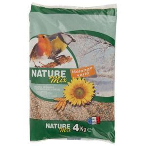 Nature Mix Mélange de graines Pour oiseau de la nature