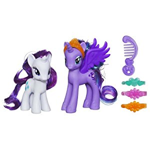 My Little Pony Princess Pack: Princess Luna & Rarity: Jeux