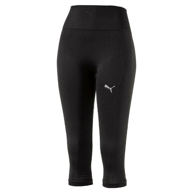 Legging 3/4 sport noir Puma