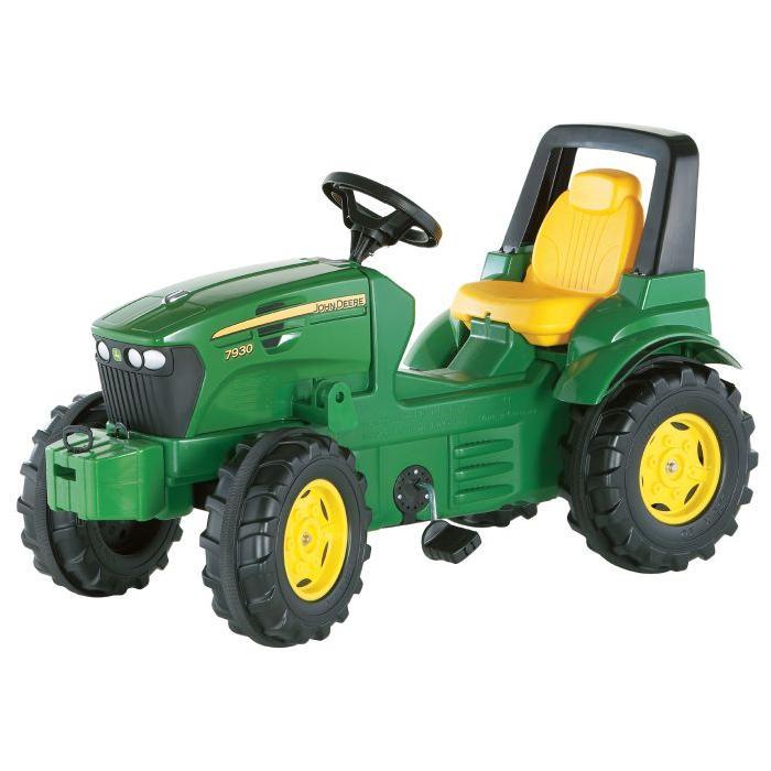 tracteur a pedales john deere