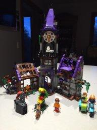 Lego 75904 Scooby Doo Jeu de Construction La Maison