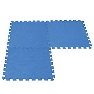 de sol modulable pour piscines hors sol. 50 x 50 cm: Jeux