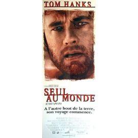 Seul Au Monde (Cast Away) Véritable Affiche De Cinéma Format