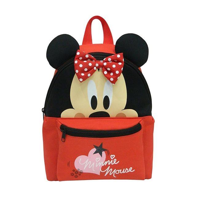 Sac à dos maternelle minnie rouge Minnie Mouse