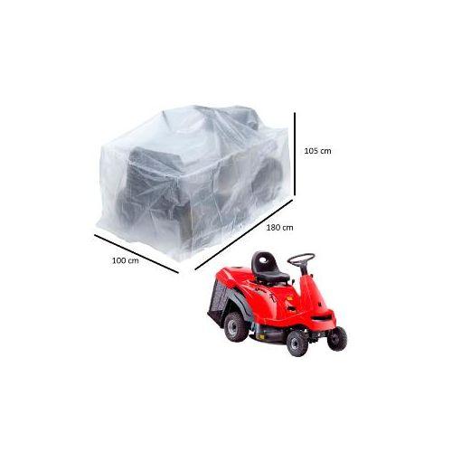 Ribiland Housse bache de protection pour tondeuse autoportée 180 x