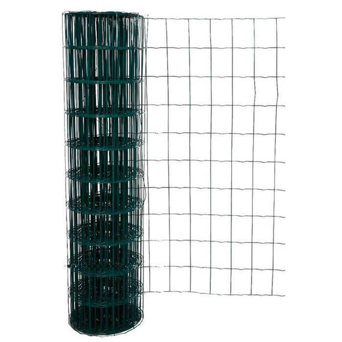 Grillage rigide soudé 1.2mx20m Achat / Vente clôture grillage