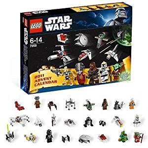 LEGO Star Wars: Calendrier De L'avent (2011) Jeu De Construction 7958