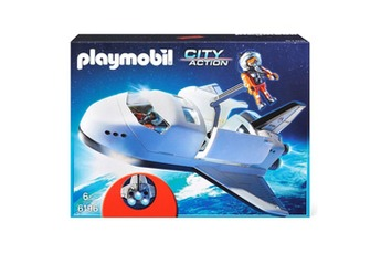 Playmobil Playmobil 6196 : City Action : Navette spatiale et