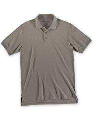 Marron Polos / T shirts et Polos : Vêtements