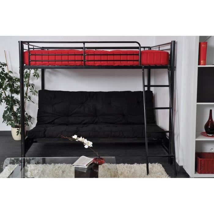 futon canape topiwall. Black Bedroom Furniture Sets. Home Design Ideas