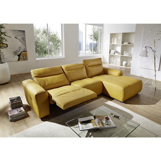 Canape Cuir Relax Electrique - Topiwall