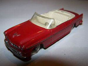 gik dinky toys voiture chrysler new yorker n 24 a jouet ancien meccano