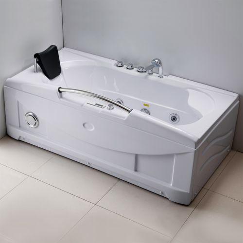 Concept Usine Baignoire balnéo luxe Mallorca chromothérapie 460L