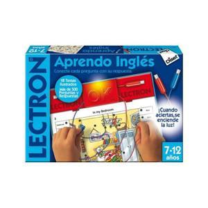 JEU D'APPRENTISSAGE Je Lectron apprendre l'anglais
