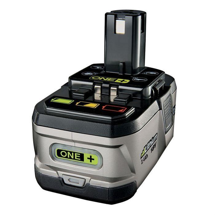 RYOBI Batterie Lithium Ion 18V 2,4Ah Achat / Vente batterie machine