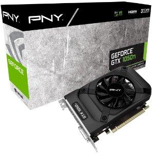PNY Carte Graphique GeForce GTX 1050Ti 4GB GDDR5
