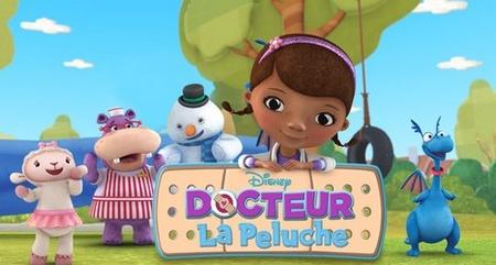 Rehausseur Docteur LA Peluche Siege Auto Enfant Disney Voiture Rose