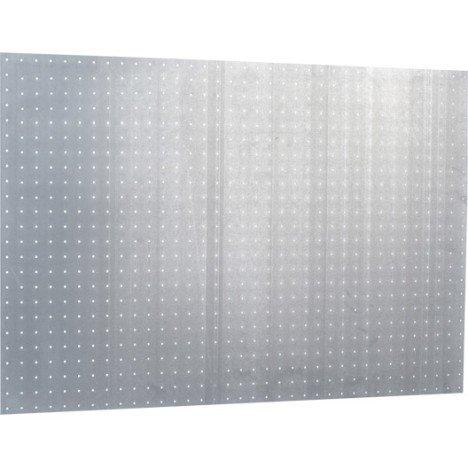 Panneau perforé MOTTEZ, H.60 x l.90 x P.0.3 cm |