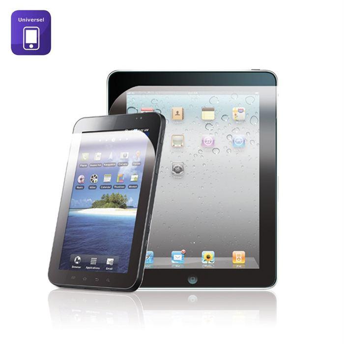 Protection universelle écran tablette 7″ à 12″ Prix pas cher