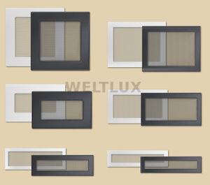 cheminee grille ventilation luftgitter Cheminee Chauffage weltlux