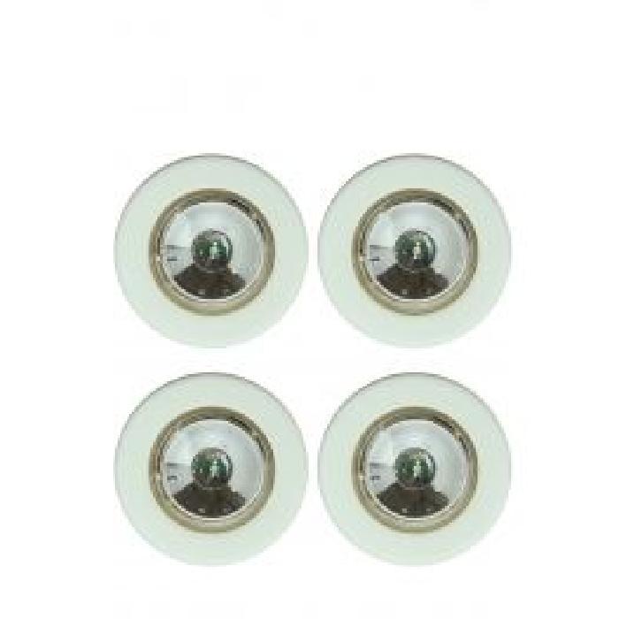 Mini spot de placard à LED Lot de 4 Achat / Vente Mini spot de